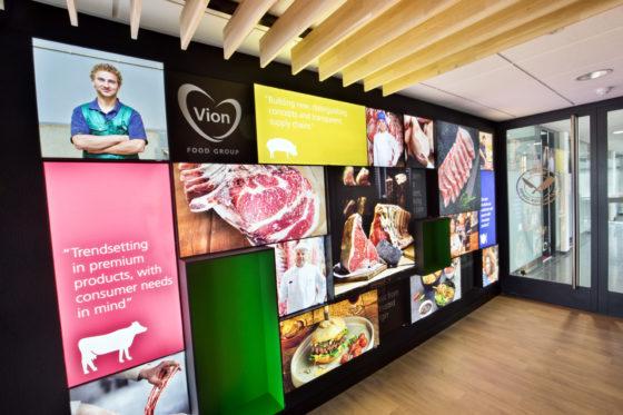 Vion opent belevingsruimte Meat Master Center.