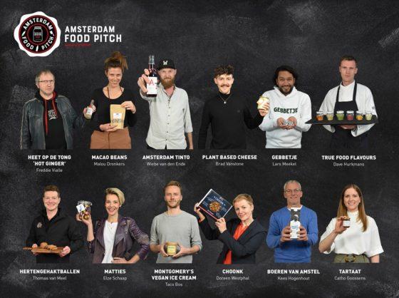 Hertengehaktballen van Thomas van Meel finalist Amsterdam Food Pitch