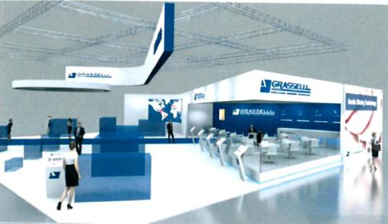 Machinefabrikant Grasselli toont nieuwe systemen op IFFA 2019