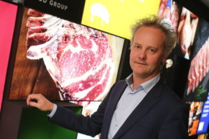 John de Jonge, Chief Operating Officer (COO) bij Vion Pork