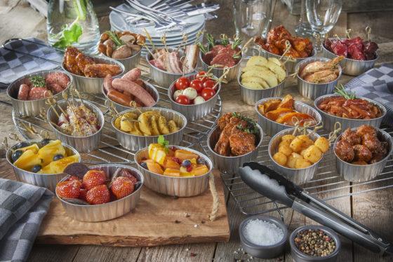 'Klant verrassen met extreme smaken op barbecue'