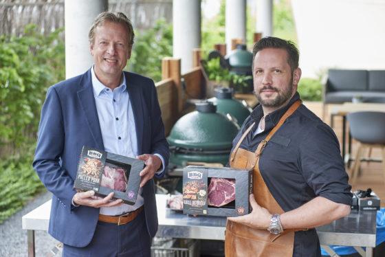 Vion introduceert BBQ Star in samenwerking met Jord Althuizen
