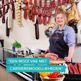 Instagram-campagne moet jongeren voor slagersvak winnen