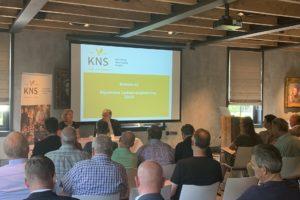 Benoeming en herbenoemingen in KNS-bestuur
