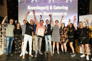 Keurslagerij Hermanussen wint Spareribs Trophy