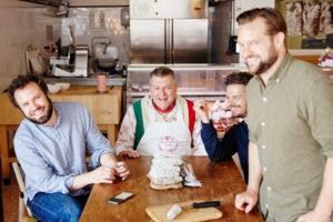 Deelnemende slagers lunch Brandt & Levie zien toekomst positief in