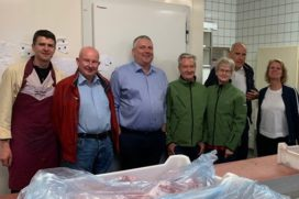 KNS ontvangt Deense slagersorganisatie