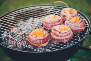 Vleeswaren op de barbecue en als bijgerecht