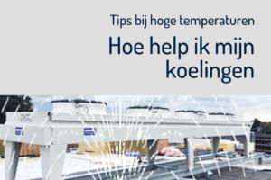 Emondt geeft tips voor koelen bij extreme warmte