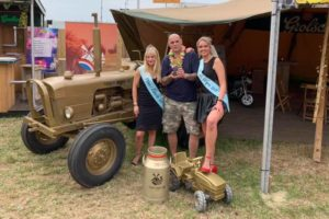 Gertjan Kiers wint boerenaward Gouden Trekker