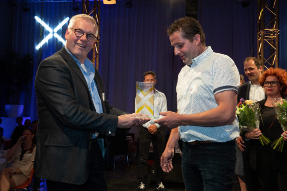 Vlega-gehaktbal winnaar Cross-over Innovation Award 2019