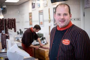Slagerij Busscher: 'Klanten willen weten waar het vlees vandaan komt'