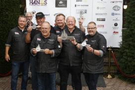 Dutch BBQ-team Nederlands Kampioen Culinair Barbecueën