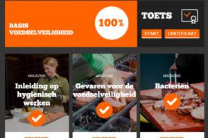 Nieuwe module voedselveiligheid op Slagerspassie.nl