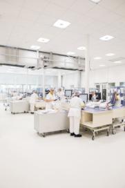 Lavans als eerste wasserij ISO 22000 gecertificeerd