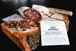 Bijdendijk en Brandt & Levie presenteren bokworst