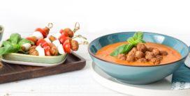 Schouten Europe introduceert vegetarische soepballetjes