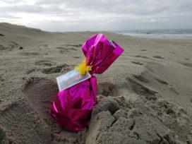 mmmEggies verstoppen roze eieren in heel Nederland