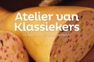 'Atelier van Klassiekers' nieuw boek Paul van Trigt
