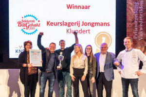 Winnaar Jongmans:  'Het effect van een beetje vloeibare peper is enorm'